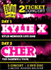 Pack Musica: Kylie X + Cher