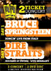 Pack Musica: Bruce Springsteen + Dire Straits