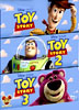 Pack Trilogia Toy Story