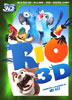 Rio (Four-Disc Blu-ray 3D/ Blu-ray/ DVD/ Digital Copy) (2011)