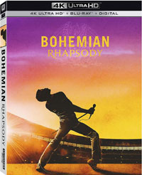 4K Bohemian Rhapsody 4K Ultra HD + Blu-ray + Digital HD <span style='color:#000099'>[Blu-Ray]</span>