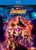 3D BluRay Avengers Infinity War
