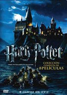 Harry Potter Box - 8 Dvds